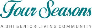 Four Seasons Retirement Community Logo