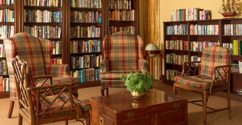 Four Seasons Reading Room