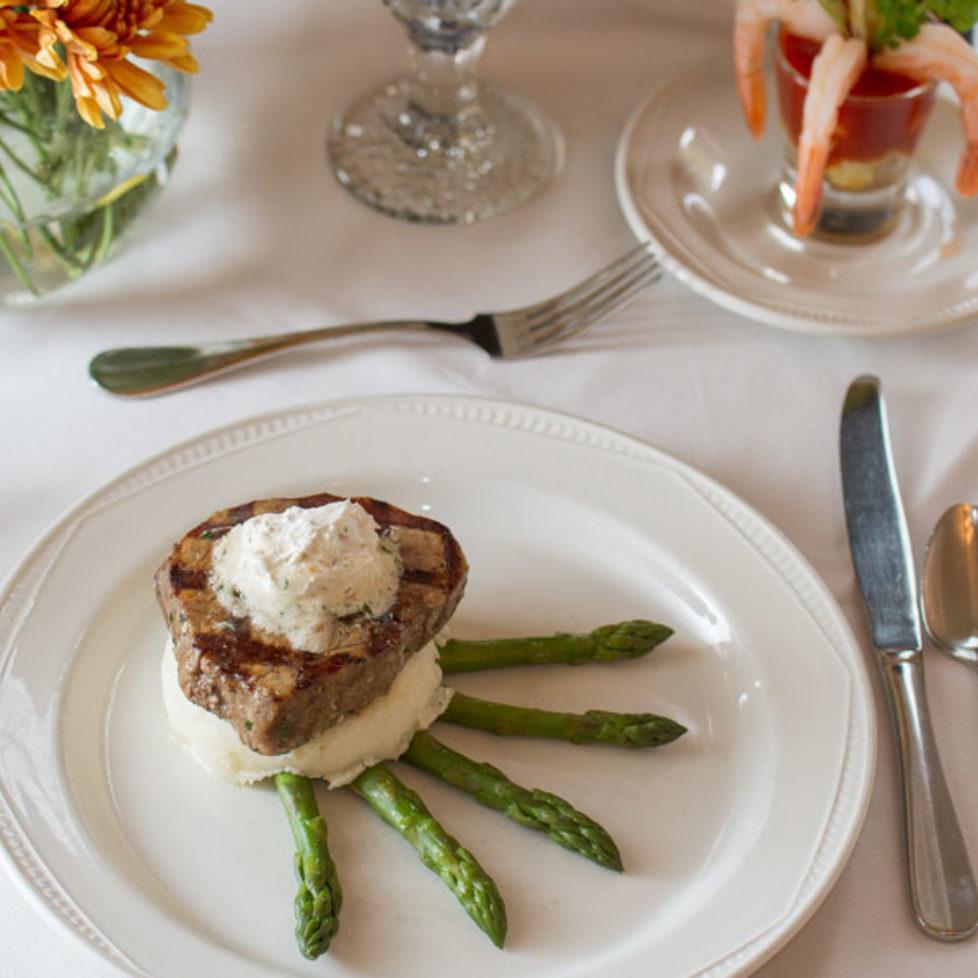 steak dinner IMG_8331